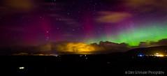 Aurora / Northern Lights Isle of Man (Heathcliffe2) Tags: night colours aurora isleofman northernlights borealis braaid