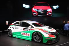Honda Civic WTCC de Gabriele Tarquini (2)