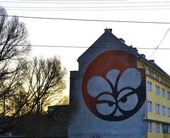 In Tallinn Estonia (realdauerbrenner) Tags: city travel winter sunset reisen tallinn estonia day grafitti tag tourist clear stan stadt sonnenaufgang stad resa estland 2014 klar vintern