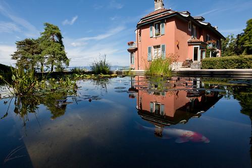 Jardins de l'eau du Pré Curieux