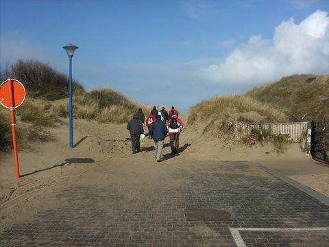 Oostduinkerke 4 maart 2014 - 2 wandelroutes 021