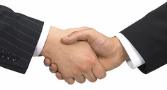 agreement (aeppea) Tags: people man black male men businessman work person corporate idea office hands commerce hand adult employment body parts unity formal meeting professional communication business suit human friendly deal conflict shake handshake worker gesture job trade economy greeting partnership shaking cooperation finance teamwork career businessmen agreement negotiating congratulating