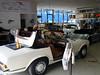 "Mercedes SL W113 ""Pagode"" ´63-´70 Original-Line Verdeck Montage"
