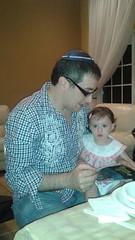 Joe Kaufman for Congress celebrate Passover