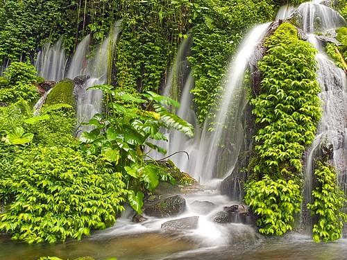 Sumber Pitu Waterfall