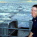 Hoyt joins son on U.S. Navy guided missile cruiser