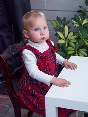 baby jane (dolanh) Tags: baby jane pasadena christmasdinner