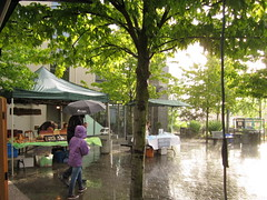 Hail storm (chaerea) Tags: food market crafts fair quay northvancouver