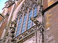Toulouse - Cathdrale St. Etienne (Morgane D. ()) Tags: france cathedral gargoyle cathdrale toulouse gargouille  hautegaronne midipyrnes