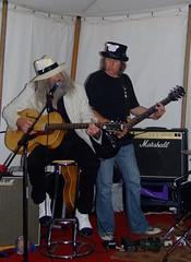 wedding musicians (carey.stephenson54) Tags: musicians marquee hats butterflies guitars marshall guitarists weddingreception