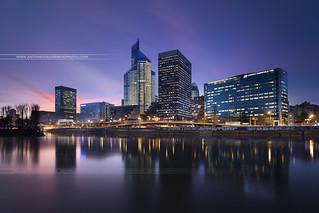 Skyline Quatier La Défense