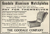 The Goodale Comapny (Kitmondo.com) Tags: old colour history industry work vintage magazine advertising photo industrial factory technology tech image working machine advertisement equipment business company machinery advert labour historical kit oldequipment publication metalworking oldadvert oldmagazine oldwriting vintageequipment oldadvertisment oldliterature vintagepublication oldpublication machinerypublication