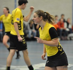 BW_Dalto_150207_68_DSC_6083 (RV_61, pics are all rights reserved) Tags: amsterdam korfbal blauwwit dalto korfballeague robvisser rvpics blauwwithal