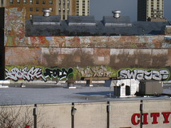 EDEM, FORTY, VAXER & SWAYZE (Billy Danze.) Tags: chicago graffiti edem swayze kym forty bbk vaxer