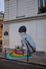 The color spot (jmvnoos in Paris) Tags: streetart paris france nikon tag tags explore 100views artmural 10000views 5faves 10faves explored seeninexplore d700 jmvnoos 10favesext 5favesext
