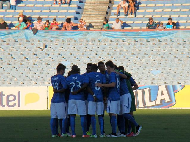 Montevideo – Estadio Centenario