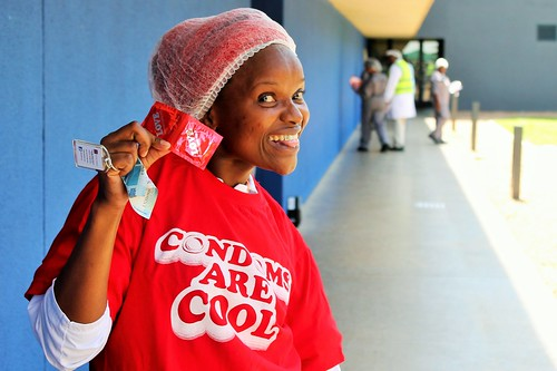 International Condom Day 2015: South Africa