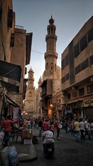 Old Cairo (jtat_88) Tags: cameraphone travel people bike market crowd egypt samsung cairo busy pointandshoot s6 s6edge phonograghy
