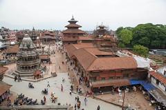 Durbar Patan Square (Mark S Weaver) Tags: kathmandu patan nepa