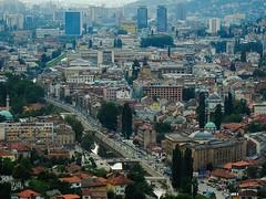 Sarajevo (Senol Demir) Tags: city sarajevo bosnia ngc bosna saraybosna concordians eeecotourism