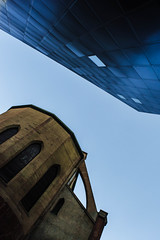 sf160428-038.jpg (Yvonne Rathbone) Tags: abstract blue building buttress cathedral glass medieval modernism squares stone tension windows technical 1855mmf3556gvr sanfrancisco abstraction wideangle