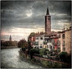 Verona (Raul-64) Tags: city italy texture italia verona adige veneto