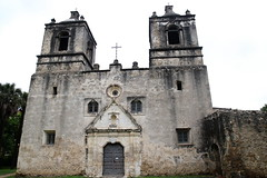 mission_concepcion_church_facade_6D4035 (cold_penguin1952) Tags: sanantonio texas mission spanishmission missionconcepcion