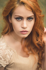 IMG_4726 (luisclas) Tags: canon photography ginger photo redhead lightroom heterochromia presets teamcanon instagram