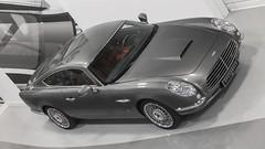 Este  o David Brown Speedback GT. Mas pode chamar de DB5 moderno feito sobre um XKR (ghruffo) Tags: 22 esportivo cup