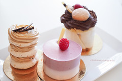 Lovely Moment (littlekiss) Tags: food cake vancouver dessert sweets teatime littlekiss sweetobsession