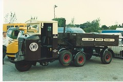 1937 Scammell 3ton Mechanical Horse GWR (andrewgooch66) Tags: heritage classic vintage commercial vehicle scarab scammell mechanicalhorse townsman
