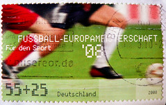 great stamp Germany 55+25c European championship (football, soccer, UEFA FIFA calcio, サッカー, futbolas, voetbal, fotboll, футбол, كرة القدم, futebol, fodbold) charity stamp timbres Allemagne  우표 독일 유럽 sellos Alemania selos Alemanha γραμματόσημα Γερμανία (stampolina, thx ! :)) Tags: postes football championship poste fussball stamps soccer stamp alemania timbre tyskland futebol postage postzegel alemanha voetbal fodbold duitsland calcio selo fotboll sello sellos fusball briefmarken markas футбол サッカー pulu frimärken briefmarke ヨーロッパ 邮票 futbolas selos timbres almanya كرة njemačka марки francobolli bollo postzegels 切手 mapka zegels 瑞典 zegel швеция znaczki markica القدم ποδόσφαιρο スタンプ كرةالقدم السويد frimerker फुटबाल pulları طوابع γερμανία ドイツの putbol แสตมป์ pullari γραμματόσημα टिकटों