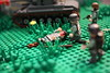 The Horrors of War ([C]oolcustomguy) Tags: world brick green grass germany war arms lego nazi wwii capes ii 2016 brickarms mmcb citizenbrick brickcan