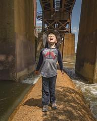 Pipeline & sunshine happiness (cpjRVA) Tags: nature water sunshine river virginia richmond va pipeline richmondva rva jamesriver sonyalpha rvanews richmondoutside