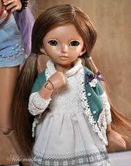 Maia.. (nekomuchuu63) Tags: doll box 14 opening bjd 16 fairyland luka lishe minifee littlefee