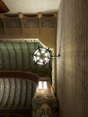Nit dels Museus- Hospital de St Pau (MordorPotato's Photography) Tags: barcelona tourism lamp night hospital modernism catalonia experience catalunya pau sant nit modernisme dels nighr museus