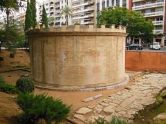 Mausoleo de Puerta Gallegos. Crdoba (vicentecamarasa) Tags: de puerta crdoba gallegos mausoleo