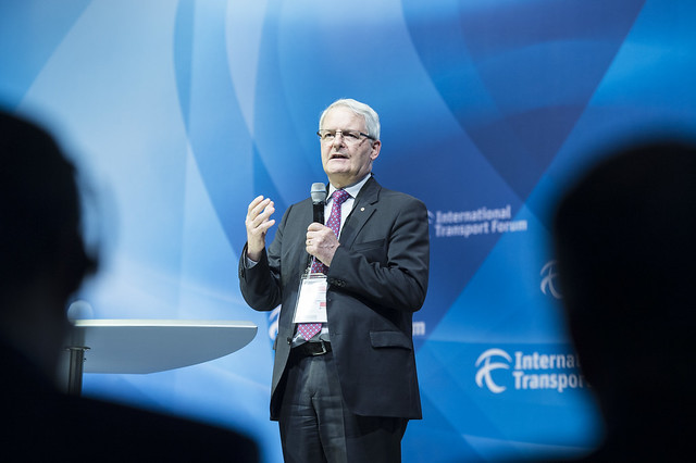 Canada's Marc Garneau speaks
