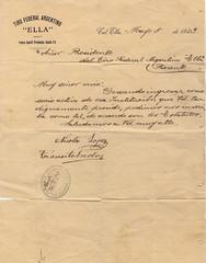Tiro Federal Argentino Ella (municipalidaddemalabrigo) Tags: ella federal tiro