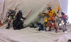 Jooooiiiin Us... (ohlookitsanartist) Tags: bionicle lego kylo kyloren ren umarak sets mocs moc own creation join us ccbs derrick tessa hephaestus beast girl funny lulz