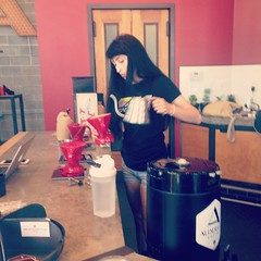 Alderaan Coffee - Park East (Kayakman) Tags: coffee coffeehouse mke milwaukee parkeast clever