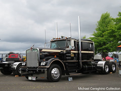 RAM Trucking 1980 Kenworth W900A, Truck #80 (Michael Cereghino (Avsfan118)) Tags: 2016 aths american historical society truck show national salem oregon kenworth kw w900a w900 a model 900a semi sleeper ram trucking 1980 80