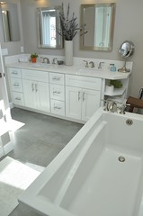 Master Bath sink _tub 16