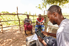All about the data (@UNITAID) Tags: africa hiv health zimbabwe innovation southernafrica globalhealth selftesting unitaid hivselftesting