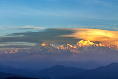 Sleeping Buddha.....!! (sandy_photo) Tags: mountains sunrise canon landscape altitude sigma peaks bengal himalayas westbengal mountainscape 70300 sandakphu sleepingbuddha incredibleindia tonglu easternhimalayas beautifulbengal sandipsarkarphotography