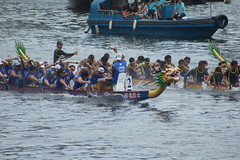 DSC08816 (rickytanghkg) Tags: sports hongkong asia outdoor sony sunny aberdeen dragonboatfestival a550 sonya550