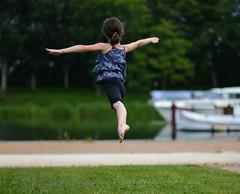 I believe i can fly (Et si, et si ...) Tags: portrait nature port danse dedos zia saut