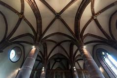Colonnes Reinacker-105 (MMARCZYK) Tags: france architecture alsace glise gothique 67 voute basrhin xve gilge ludeman gilgeludeman