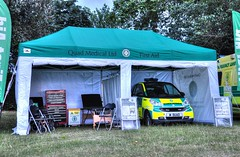 Armed Forces Day - Woolwich (QuadSpotter) Tags: ambulance atv medics 2016 armedforcesday wwwquadmedicalcouk