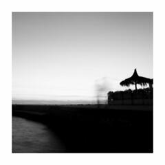 Torregaveta (Guido Daniele Villani) Tags: longexposure sea blackandwhite mare bev movimento bacoli biancoenero pozzuoli lungaesposizione